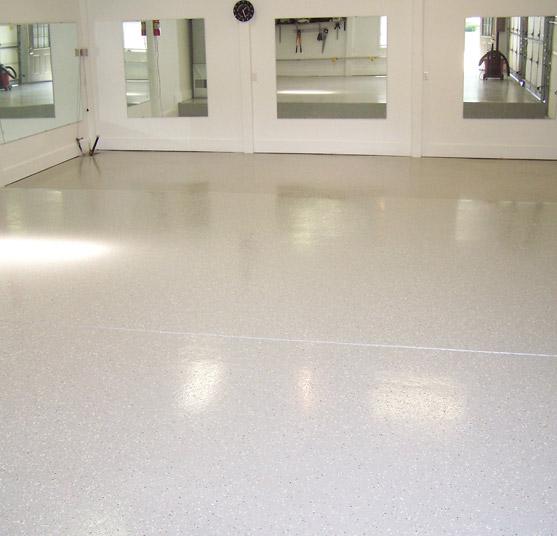 garage floor epoxy Lansing